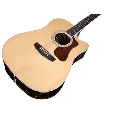 Guild D 260CE Deluxe Westerly Collection 6 String Acoustic Electric Guitar2 1