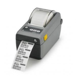 Zebra ZD410 printer image medium