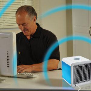 arctic air cooler dubai uae sharjah dubaimachines air conditioner humidifier small portable desk ac