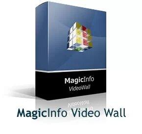 magicinfo videowall