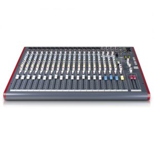Channel Analog Mixer with USB and Built-In Effects