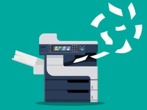 Copiers Printing & Scanning Machines