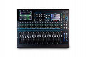 3 Stereo Line, Digital Mixer