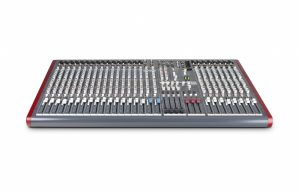 Bus Analog Mixer with USB Connection